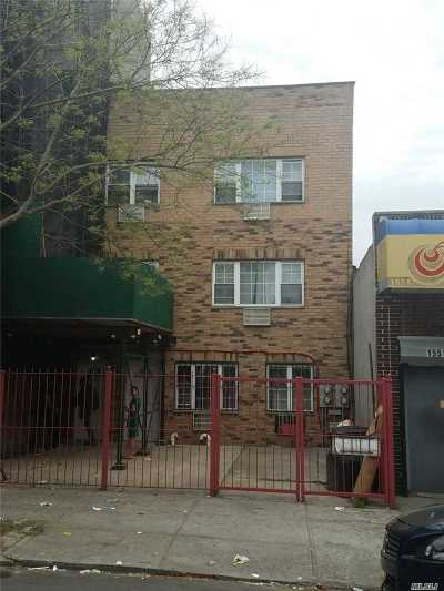 Brooklyn Multi Family Home For Sale: 1547 Bergen St