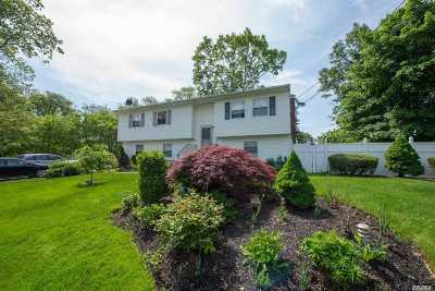 Wyandanch Single Family Home For Sale: 63 Lake Dr