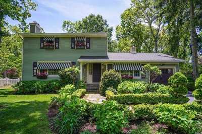 Setauket Single Family Home For Sale: 6 Friends Rd