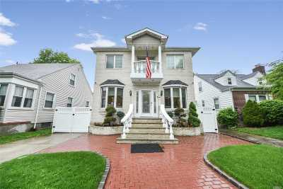 Bellerose, Glen Oaks Single Family Home For Sale: 85-24 250th St