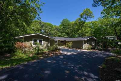 Smithtown Single Family Home For Sale: 91 Stony Hill Path