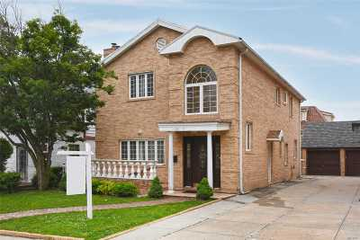 Forest Hills Single Family Home For Sale: 108-17 67th Ave