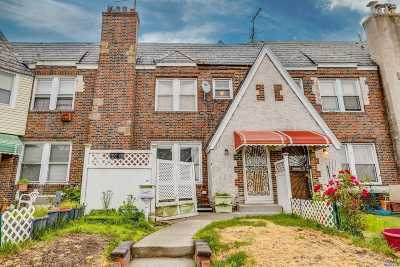Jamaica Single Family Home For Sale: 120-35 178th St