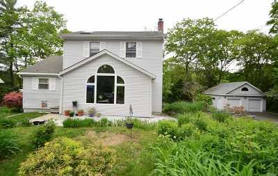 Sound Beach Single Family Home For Sale: 29 Crane Neck Dr