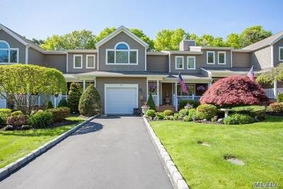 Manorville Condo/Townhouse For Sale: 26 Kettle Hole Rd