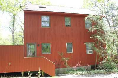 Hampton Bays Single Family Home For Sale: 5 Hubbard Rd