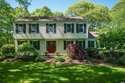 Setauket Single Family Home For Sale: 15 Robert Townsend Ln