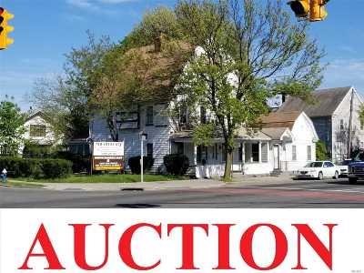 Nassau County Commercial For Sale: 434 Nassau Rd
