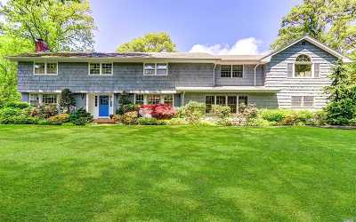 Old Westbury Single Family Home For Sale: 5 Rolling Hill Rd