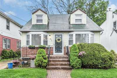 New Hyde Park Single Family Home For Sale: 616 Wayne Ave