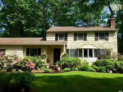 Huntington Single Family Home For Sale: 4 Lecluse Ln
