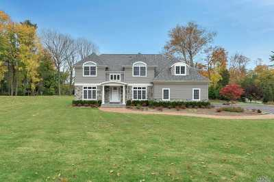 Jericho Single Family Home For Sale: 108 Cedar Swamp Rd