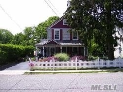 Sayville Multi Family Home For Sale: 54 Candee Ave