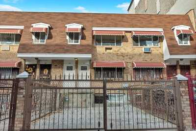 Multi Family Home For Sale: 89 Seigel St