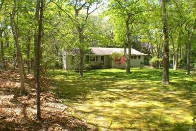 Southampton Single Family Home For Sale: 17 Island Creek Rd