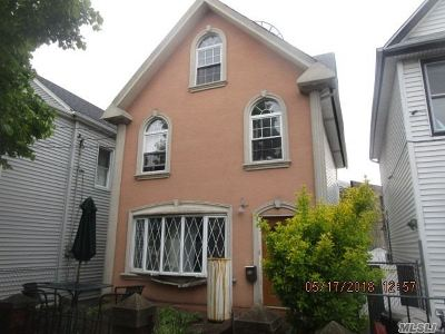 Ozone Park Multi Family Home For Sale: 103-48 96th St