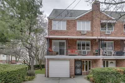 Flushing Multi Family Home For Sale: 144-66 25th Rd