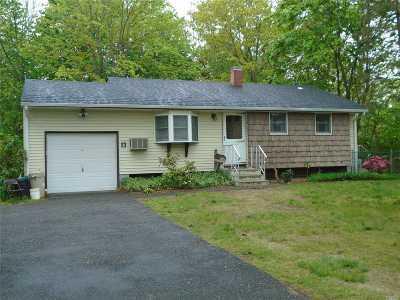 S. Setauket Single Family Home For Sale: 79 Fawn Ln