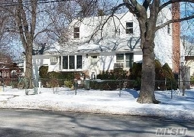 Westbury Single Family Home For Sale: 980 Merillon Ave