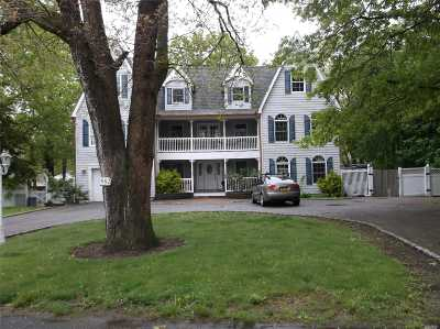 Dix Hills Single Family Home For Sale: 982 Baldwin Path