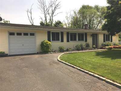 E. Setauket Single Family Home For Sale: 6 Partridge Ln