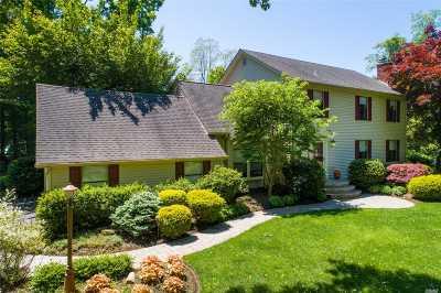 Setauket Single Family Home For Sale: 18 Abbey Ln