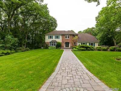 Smithtown Single Family Home For Sale: 4 Wandering Way