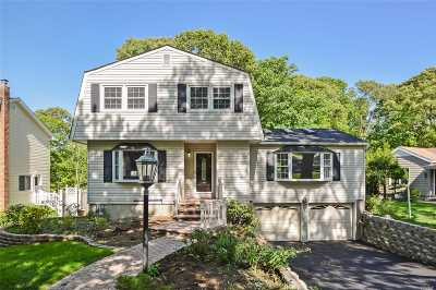 Huntington NY Single Family Home For Sale: $475,000