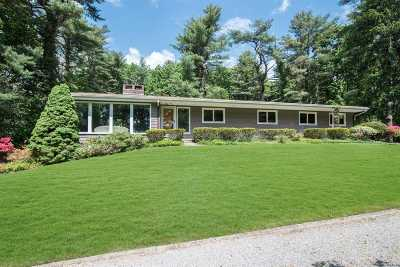 Smithtown Single Family Home For Sale: 105 Oakside Dr