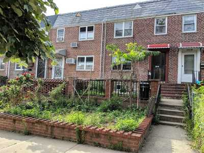 Kew Garden Hills Single Family Home For Sale: 153-23 77th Road
