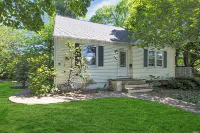 Huntington Sta NY Single Family Home For Sale: $349,900