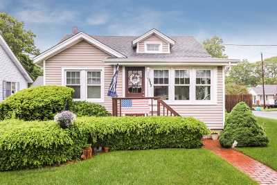 Bayport Single Family Home For Sale: 156 Fairview Ave