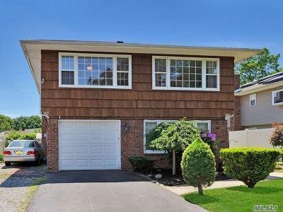 Huntington Sta NY Single Family Home For Sale: $519,000
