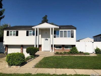 N. Massapequa Single Family Home For Sale: 956 N Bay Ave