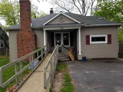 Islip Single Family Home For Sale: 281 Islip Ave