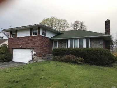 Syosset Single Family Home For Sale: 4 Birchwood Park Dr