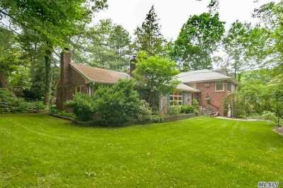 Oyster Bay Single Family Home For Sale: 882 Valley Rd