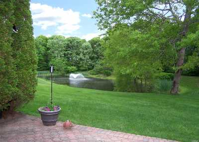 Manorville Condo/Townhouse For Sale: 249 Barn Swallow Ct
