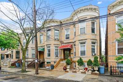 Ridgewood Multi Family Home For Sale: 60-20 68th Rd