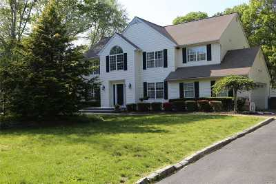 Manorville Single Family Home For Sale: 3 Bridle Path