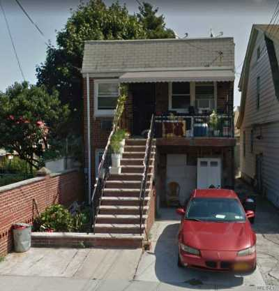 Flushing Multi Family Home For Sale: 54-11 152 St