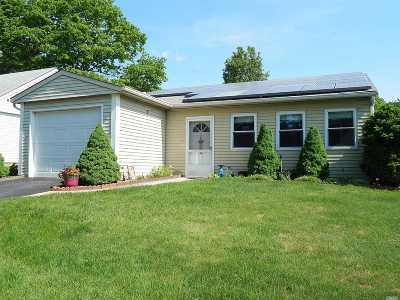 Ridge Condo/Townhouse For Sale: 144 Laurance Ln