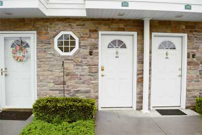 East Meadow Condo/Townhouse For Sale: 193 Spring Dr