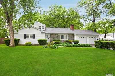 Islip Single Family Home For Sale: 3 W Walnut St