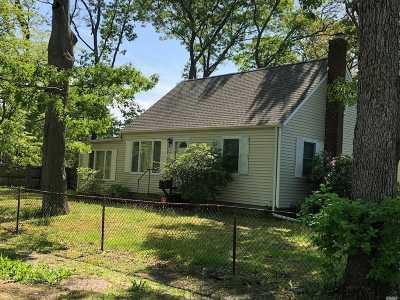 Sayville Single Family Home For Sale: 240 Johnson Ave