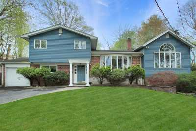 Syosset Single Family Home For Sale: 71 S Hillside Ln