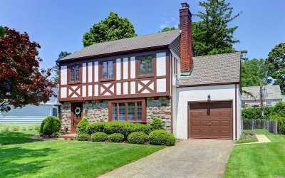 Garden City Single Family Home For Sale: 107 Huntington Rd