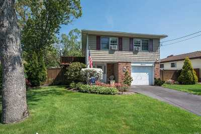 Patchogue Single Family Home For Sale: 11 Green Ave
