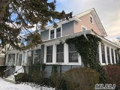 Sayville Single Family Home For Sale: 104 Elm St