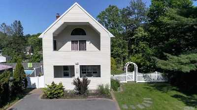 Miller Place Single Family Home For Sale: 329 Harrison Ave
